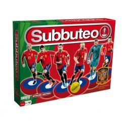 Subbuteo Playset Nazionale di Calcio della Spagna