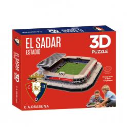 Puzzle 3D Stadio El Sadar