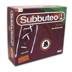 Subbuteo Playset AS Roma Collectors Edition