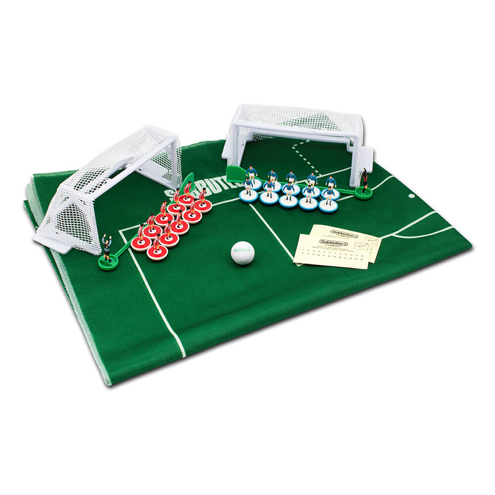 SUBBUTEO PLAYSET SSC NAPOLI COLLECTORS EDITION